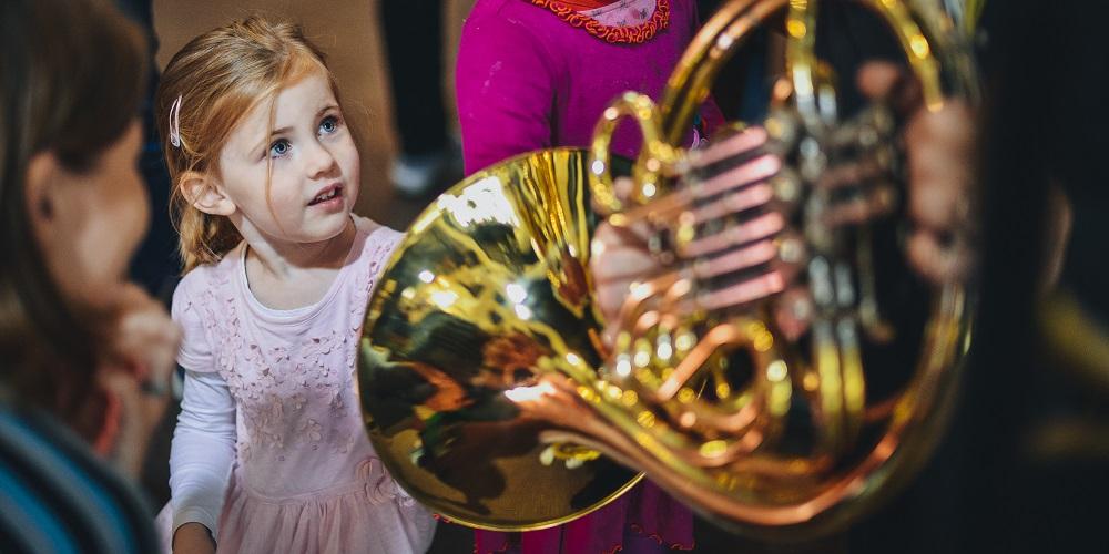 Bach to School Royal Albert Hall
