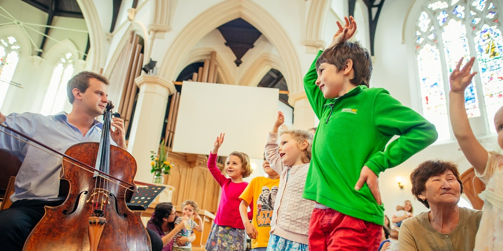 Bach to School Concerts in your Area