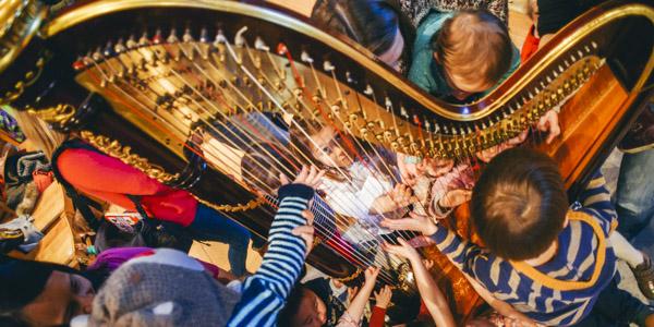 Bach to Baby Kensal Rise Christmas Concert Hero Image