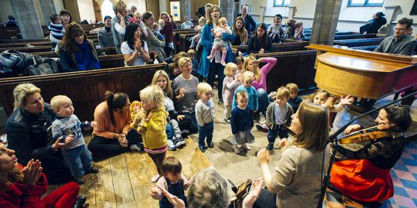 Bach to Baby Kensington Christmas Concert Hero Image