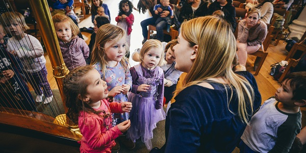 music concerts for baby and family in solihull birmingham bach