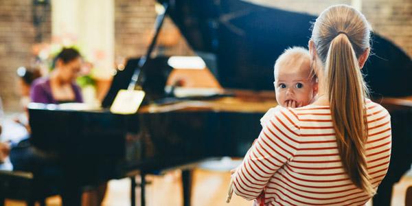 Bach to Baby Putney Christmas Concert Hero Image