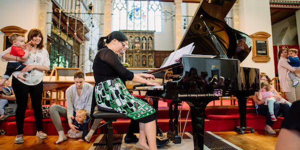 Bach to Baby Epsom Christmas Concert Hero Image