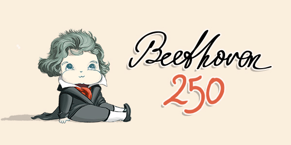 Bach to Baby Programme Image - Beethoven 250