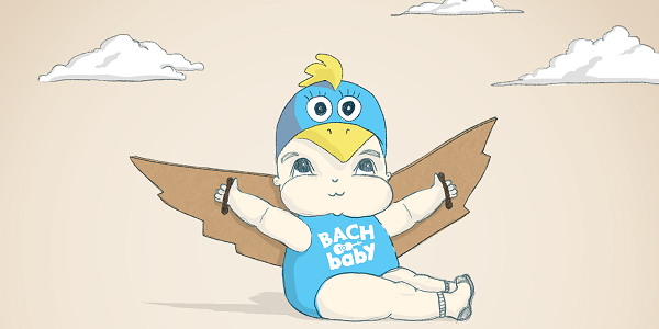 Bach to Baby programme image - Bird Song 🐦