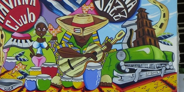 Bach to Baby programme image - Fiesta Cubana 🎉