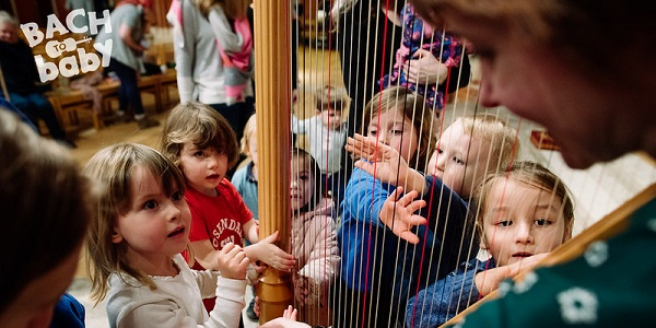 Bach to Baby programme image - London Town