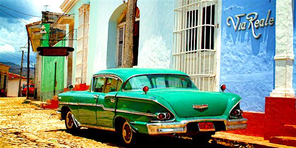 Bach to Baby programme image - Cuban Fantastique