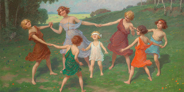 Bach to Baby programme image - Dance of the Reeds