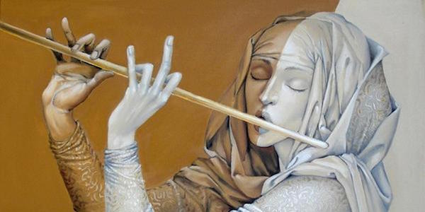 Bach to Baby programme image - Flute Fantasia