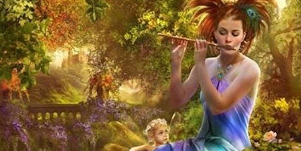 Bach to Baby Programme Image - Flute of the Forest