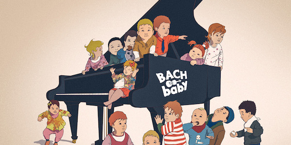 Bach to Baby programme image - Miniatures