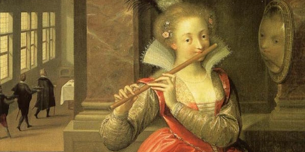 Bach to Baby programme image - My Lady Greensleeves