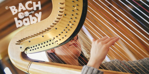 Bach to Baby Programme Image - The Regency Harp