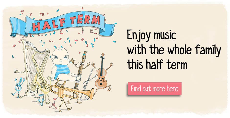 Bach to Baby Half Term Fun