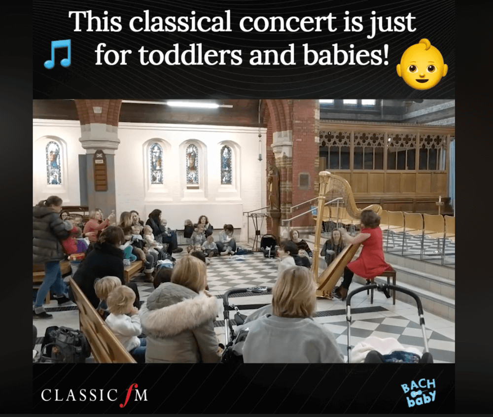 Bach to Baby Classic FM