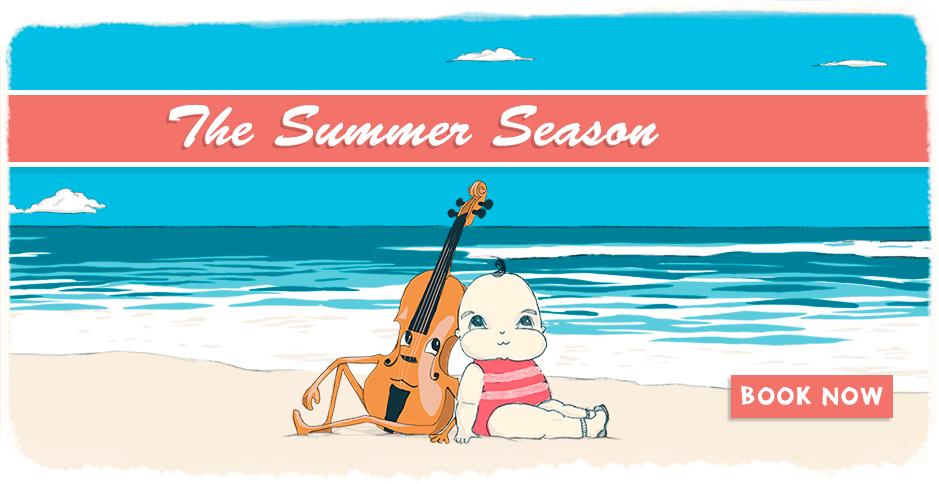 Bach to Baby Summer Season 2019