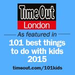 Timeout London logo