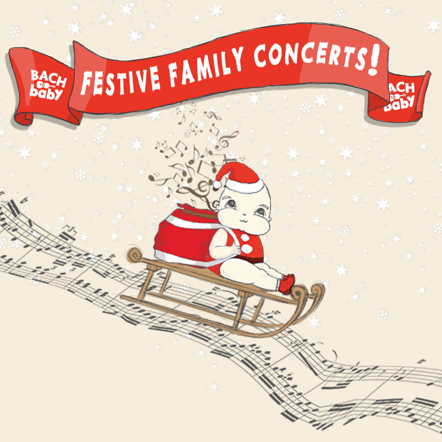 Bach to Baby - Festive Family Concert